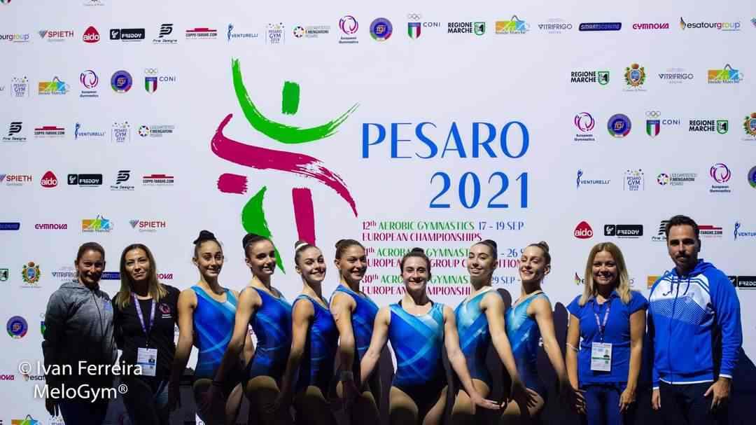 Ευρωπαϊκό Πρωτάθλημα Αεροβικής